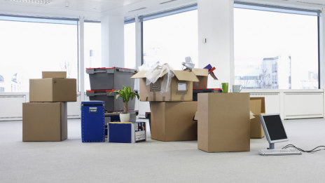 Corporate relocation in Europe and Denmark