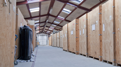 Storage and Warehousing services